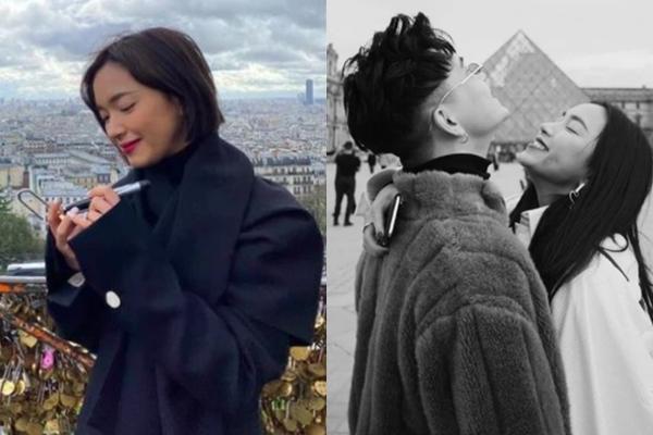 Châu Bùi nhớ kỷ niệm Paris, dân mạng réo Decao giữa ồn ào 'bồ cũ rapper'