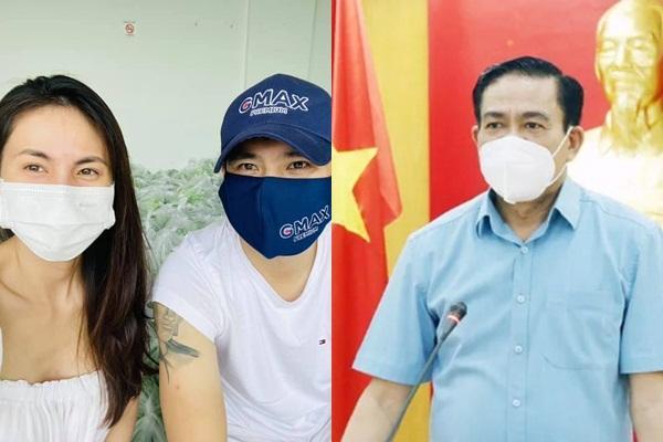 Tỉnh Hà Tĩnh nói về việc vợ chồng Thủy Tiên phân phối hàng cứu trợ