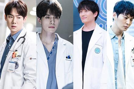 Top 8 bác sĩ đẹp trai nhất màn ảnh Hàn Quốc khiến bạn xiêu lòng (P1)