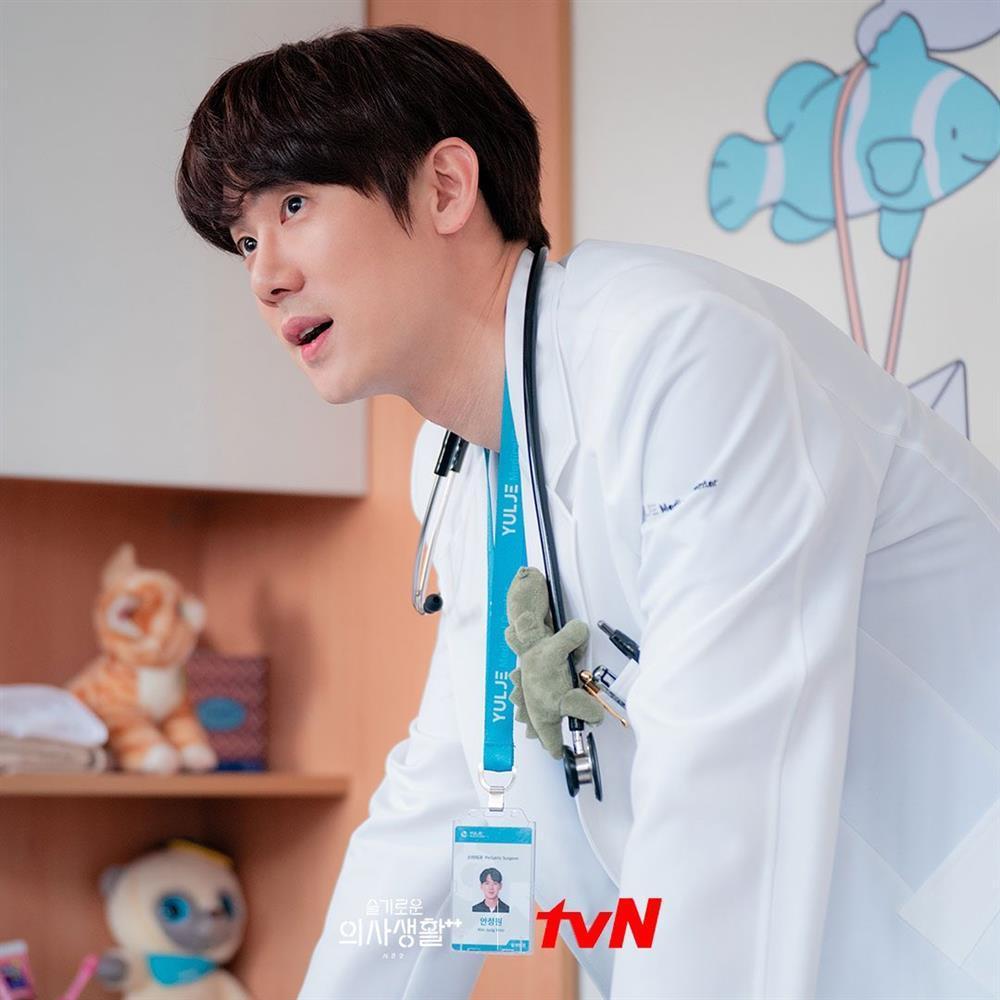 Top 8 bác sĩ đẹp trai nhất màn ảnh Hàn Quốc khiến bạn xiêu lòng (P1)-1