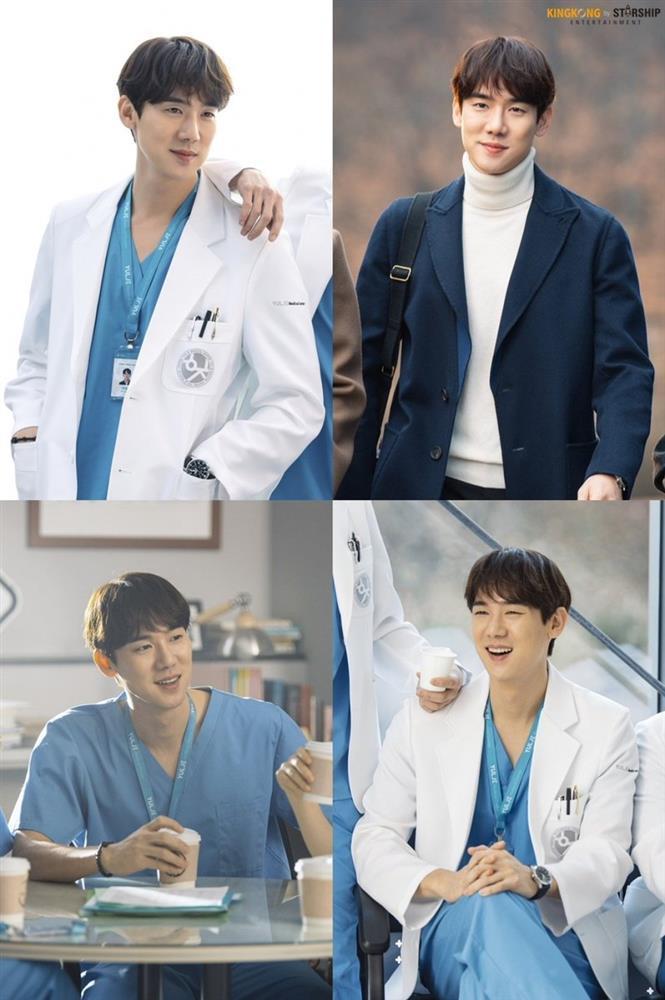 Top 8 bác sĩ đẹp trai nhất màn ảnh Hàn Quốc khiến bạn xiêu lòng (P1)-2