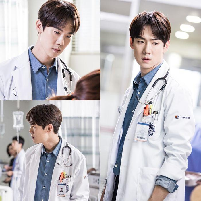 Top 8 bác sĩ đẹp trai nhất màn ảnh Hàn Quốc khiến bạn xiêu lòng (P1)-3