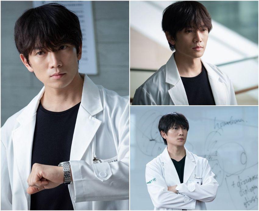 Top 8 bác sĩ đẹp trai nhất màn ảnh Hàn Quốc khiến bạn xiêu lòng (P1)-6
