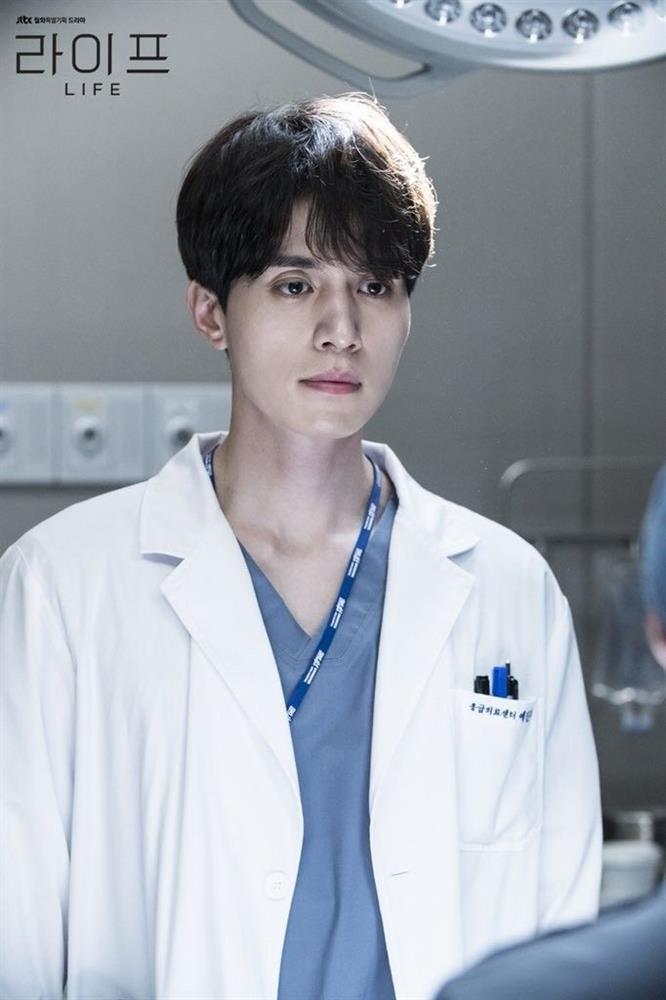 Top 8 bác sĩ đẹp trai nhất màn ảnh Hàn Quốc khiến bạn xiêu lòng (P1)-10