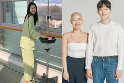 Bạn trai chia sẻ xúc động 49 ngày beauty blogger qua đời vì ung thư