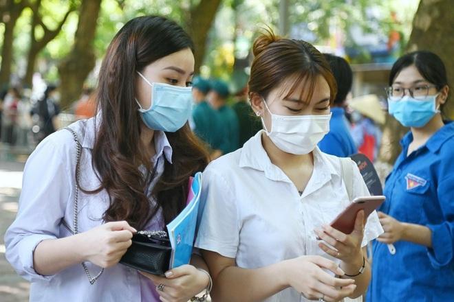 Tra cứu điểm thi tốt nghiệp THPT Quốc gia 2021 ở đâu?-2