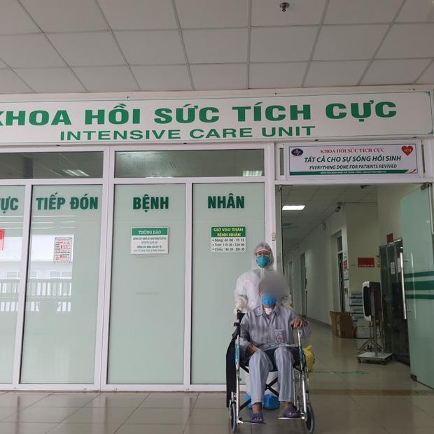 Thai phụ mắc Covid-19 mất con khi đang điều trị, bất ngờ hồi phục kì diệu-1