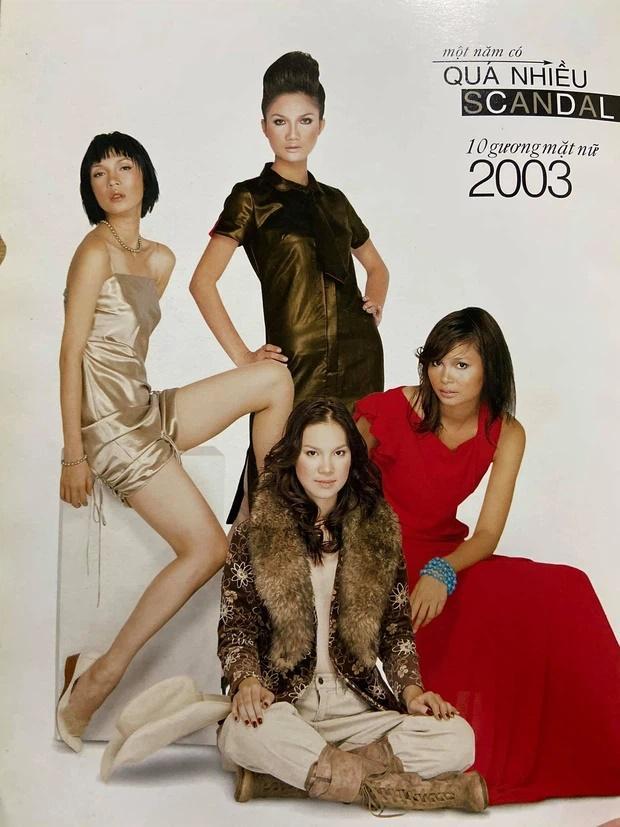 Mém không nhận ra Hà Hồ - Thanh Hằng trên bìa tạp chí 20 năm trước-3