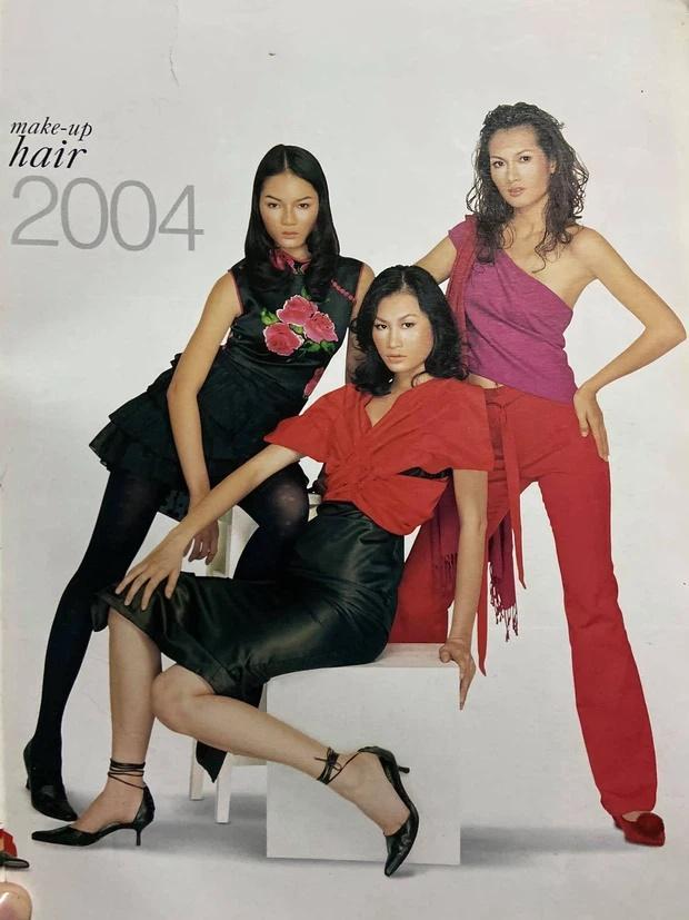 Mém không nhận ra Hà Hồ - Thanh Hằng trên bìa tạp chí 20 năm trước-4