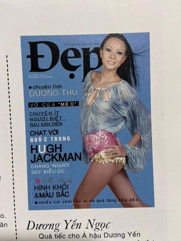 Mém không nhận ra Hà Hồ - Thanh Hằng trên bìa tạp chí 20 năm trước-5