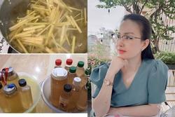 Cẩm Ly khoe thức uống mùa dịch, bị cảnh báo 'nguy hiểm tính mạng'