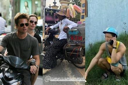 Loạt sao quốc tế đình đám 'nhập gia tùy tục' khi đến Việt Nam