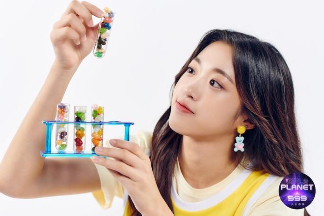 Hứa Niệm Từ tham gia game show Hàn Quốc