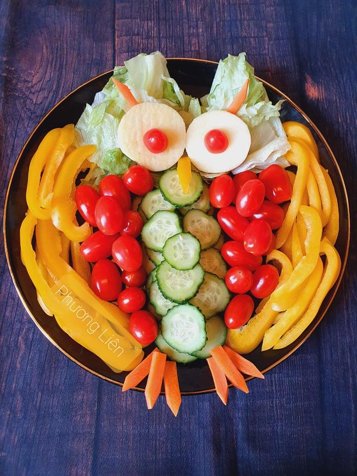 Bày đồ ăn đẹp như tranh vẽ, cho vào miệng rồi lại chẳng nỡ nhai-10