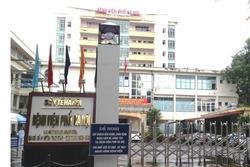 NÓNG: Bệnh viện Phổi Hà Nội phát hiện 9 ca dương tính với SARS-CoV-2