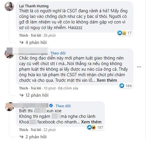 Dũng Khùng và loạt sao Việt khóa Facebook sau ý tưởng CSGT ship hàng-4
