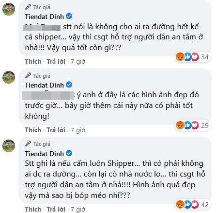 Ủng hộ CSGT ship hàng, Tiến Đạt bị móc lại 9 năm yêu Hari Won-6