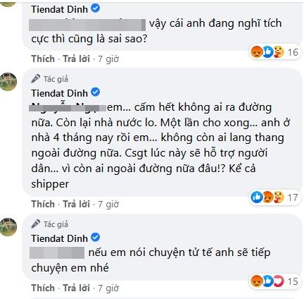 Ủng hộ CSGT ship hàng, Tiến Đạt bị móc lại 9 năm yêu Hari Won-7