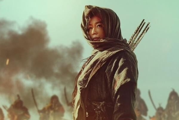 Vai diễn gần như không thoại, vật vờ như một cái bóng của Jeon Ji Hyun-2