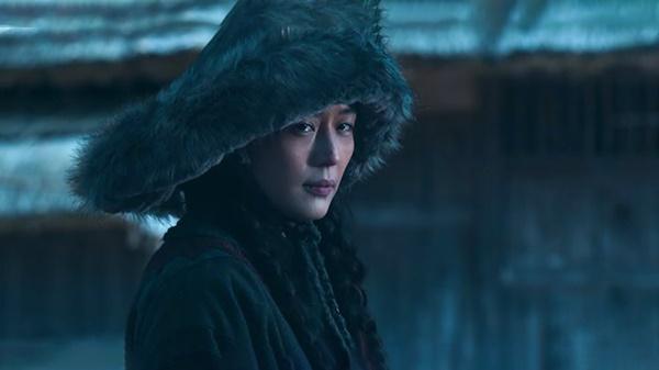 Vai diễn gần như không thoại, vật vờ như một cái bóng của Jeon Ji Hyun-9