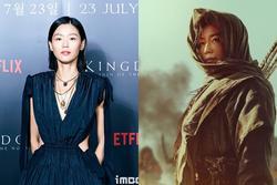 Vai diễn gần như không thoại, vật vờ như một cái bóng của Jeon Ji Hyun