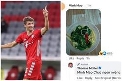 Fan Việt khoe tô mì ăn dở dưới bài đăng siêu sao quốc tế, ai ngờ được rep comment!