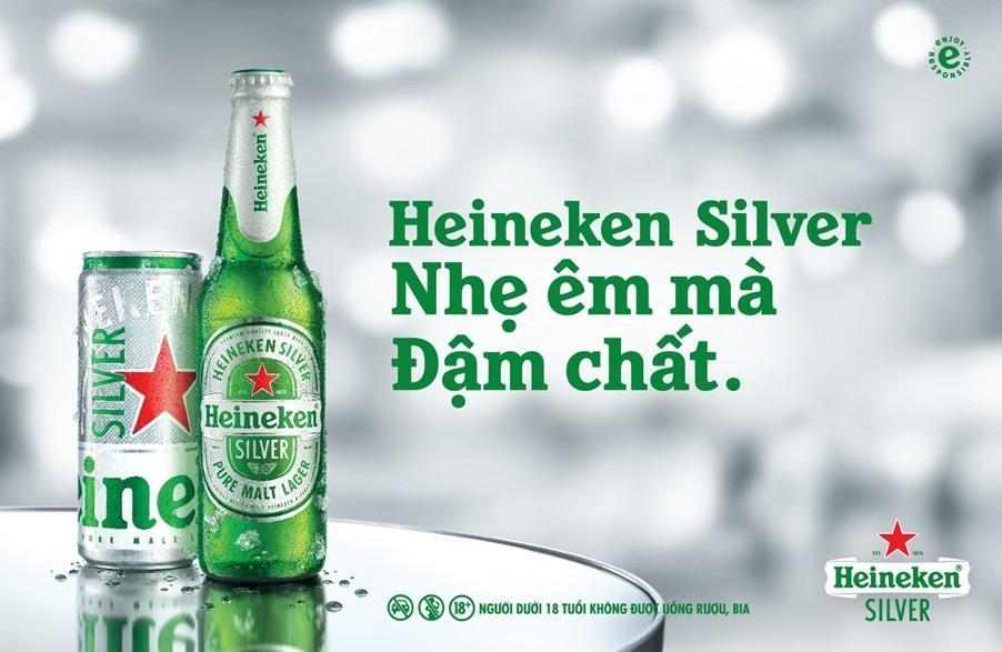 Heineken Silver ra mắt phiên bản giới hạn Cool Pack 250ml làm lạnh cực nhanh-3