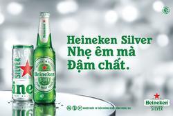 Heineken Silver ra mắt phiên bản giới hạn Cool Pack 250ml làm lạnh cực nhanh