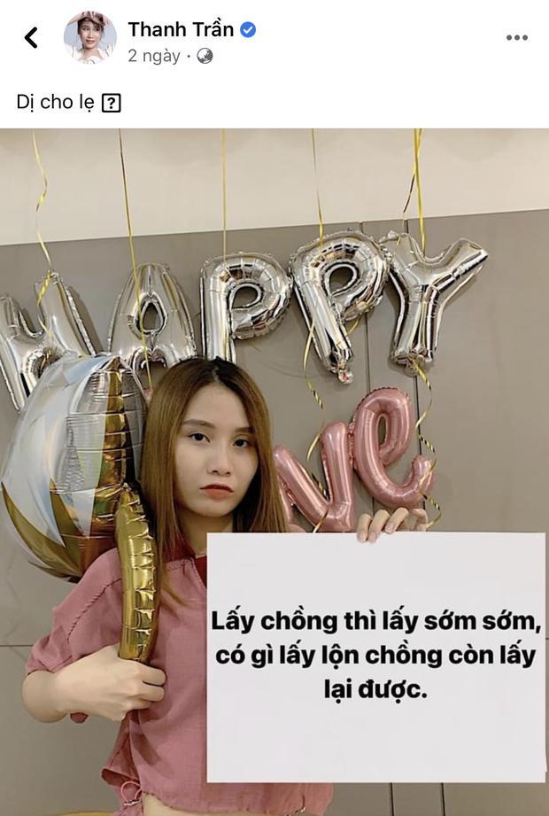 Thanh Trần úp mở lấy lộn chồng, Khánh Đặng up story anh iu với trai lạ-4