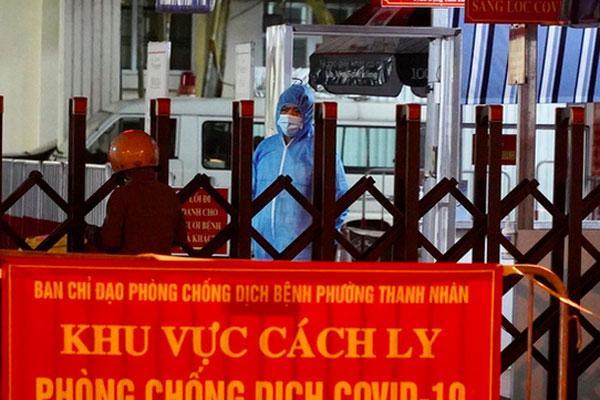 Thêm 15 ca Covid-19 ở BV Phổi Hà Nội, cách ly y tế toàn viện-1