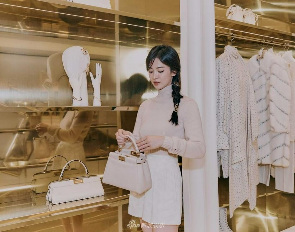 Song Hye Kyo đẹp ngỡ ngàng tuổi 40, không hổ quốc bảo nhan sắc-1