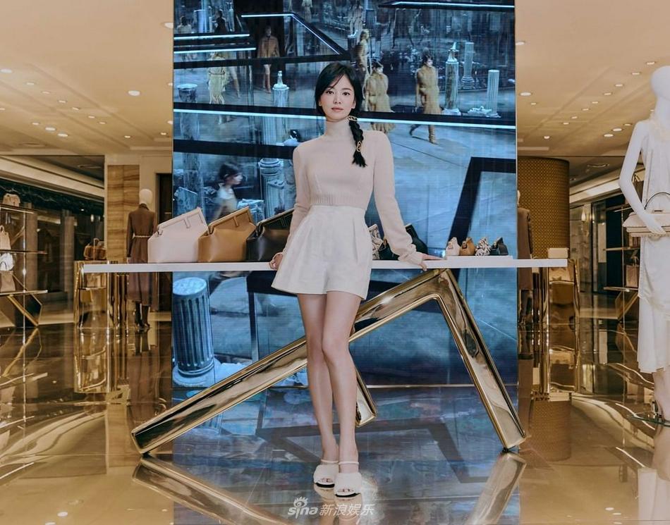 Song Hye Kyo đẹp ngỡ ngàng tuổi 40, không hổ quốc bảo nhan sắc-3
