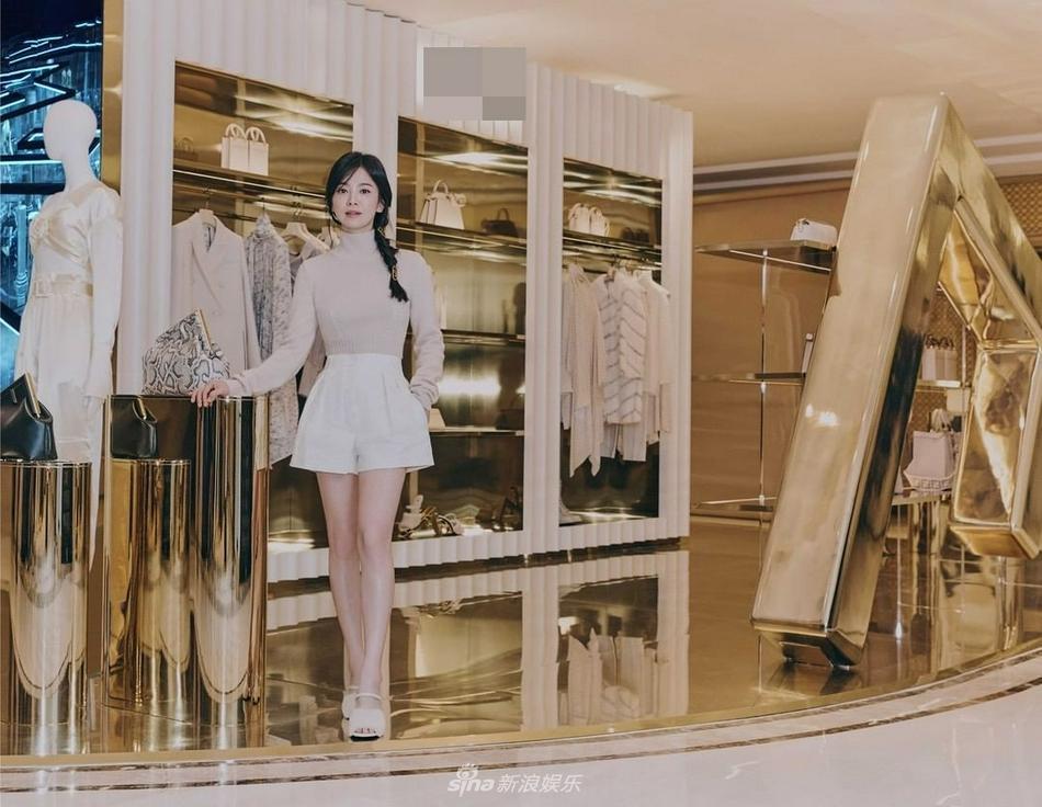 Song Hye Kyo đẹp ngỡ ngàng tuổi 40, không hổ quốc bảo nhan sắc-5