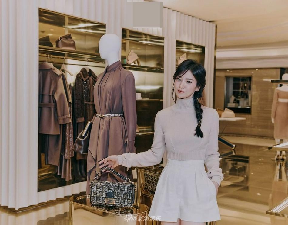 Song Hye Kyo đẹp ngỡ ngàng tuổi 40, không hổ quốc bảo nhan sắc-6
