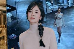 Song Hye Kyo đẹp ngỡ ngàng tuổi 40, không hổ 'quốc bảo nhan sắc'