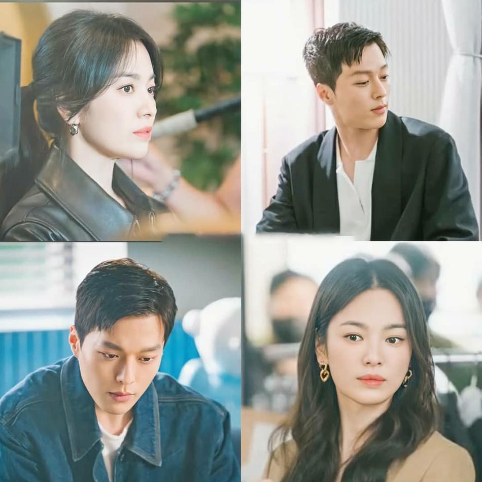 Song Hye Kyo buồn rầu đăng ảnh chia tay tình trẻ Jang Ki Yong đi nhập ngũ-3