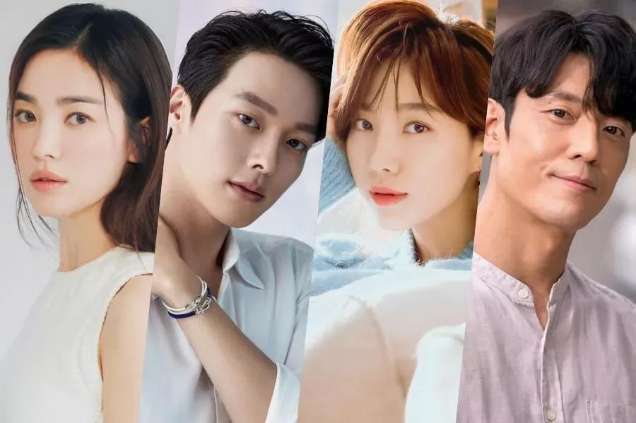 Song Hye Kyo buồn rầu đăng ảnh chia tay tình trẻ Jang Ki Yong đi nhập ngũ-4