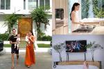 Cận cảnh ngóc ngách biệt thự mới của Kim Lý - Hồ Ngọc Hà