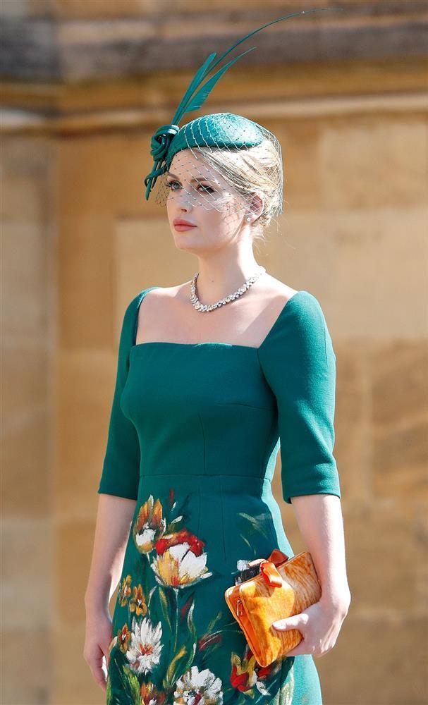 Cháu gái Công nương Diana kết hôn: Bộ váy cưới và câu chuyện đằng sau số 32-1