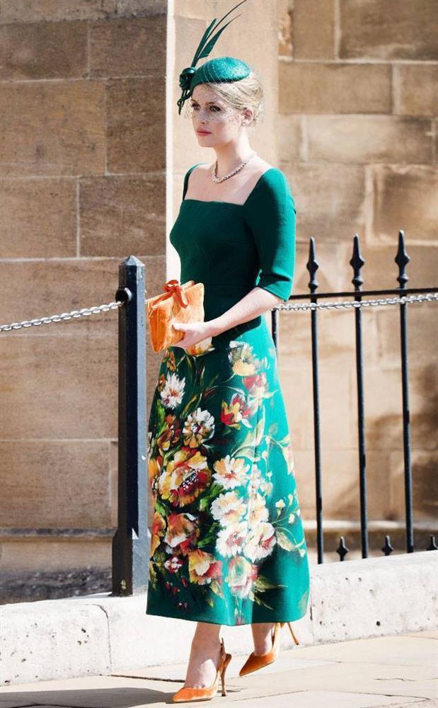 Cháu gái Công nương Diana kết hôn: Bộ váy cưới và câu chuyện đằng sau số 32-2