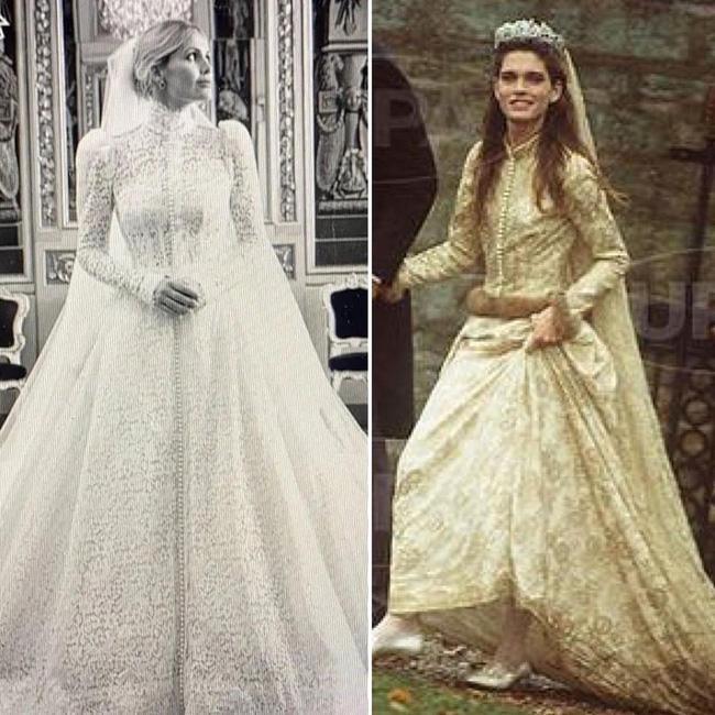 Cháu gái Công nương Diana kết hôn: Bộ váy cưới và câu chuyện đằng sau số 32-8