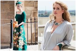 Cháu gái Công nương Diana kết hôn: Bộ váy cưới và câu chuyện đằng sau số 32