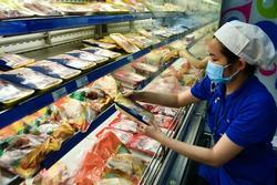 Một số siêu thị ở TP.HCM đóng cửa từ 16h, tạm dừng bán hàng online
