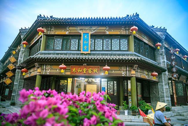 Thị trấn đẹp nhất thế giới, được cả vua Khang Hy và Càn Long khen ngợi-11
