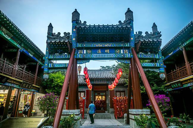 Thị trấn đẹp nhất thế giới, được cả vua Khang Hy và Càn Long khen ngợi-12