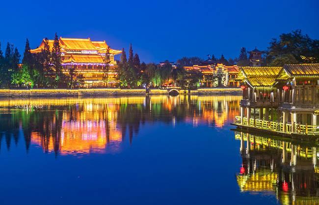 Thị trấn đẹp nhất thế giới, được cả vua Khang Hy và Càn Long khen ngợi-13