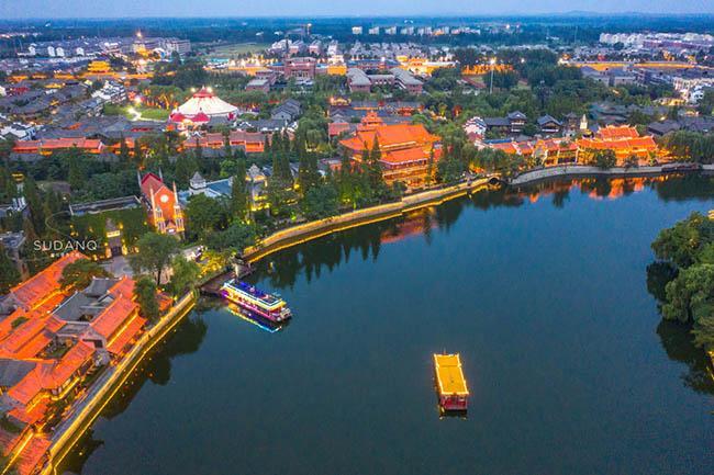 Thị trấn đẹp nhất thế giới, được cả vua Khang Hy và Càn Long khen ngợi-18