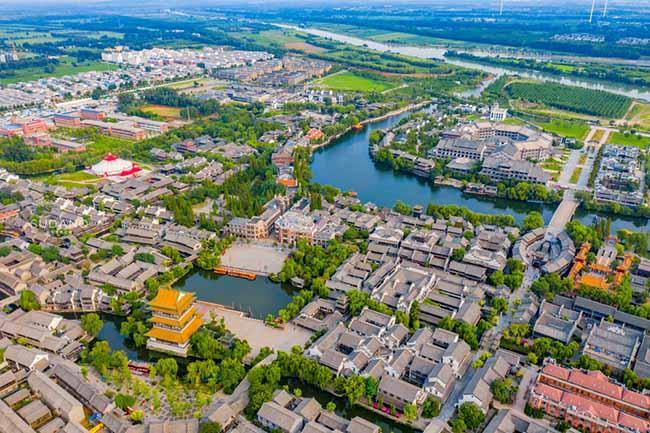 Thị trấn đẹp nhất thế giới, được cả vua Khang Hy và Càn Long khen ngợi-1