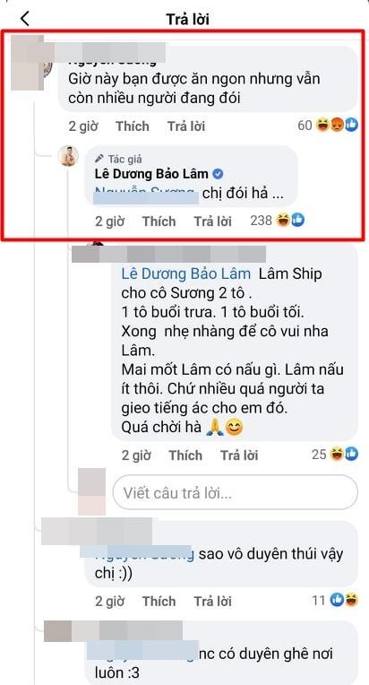 Lê Dương Bảo Lâm bị chỉ trích vì tụ tập ăn bún bò mùa dịch-8