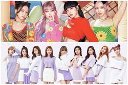 Top 10 MV đứng đầu lượt view idol nữ, BlackPink chiếm gần hết BXH